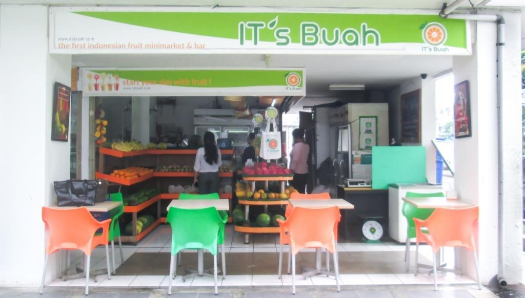 Lowongan Waitres Toko Buah