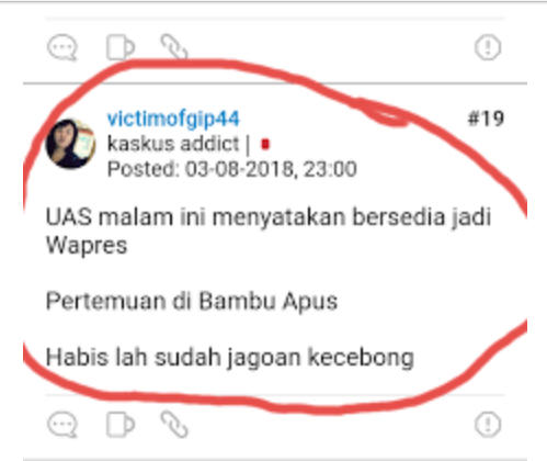 Polri Buru Pembuat Video Hoax Demo Ricuh di MK