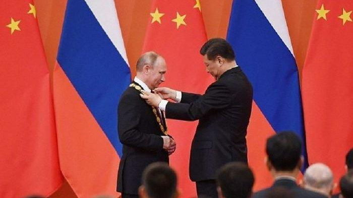 Perang Ekonomi, China-Rusia Patungan Menambang Emas Besar-besaran. Targetnya Lumpuhka