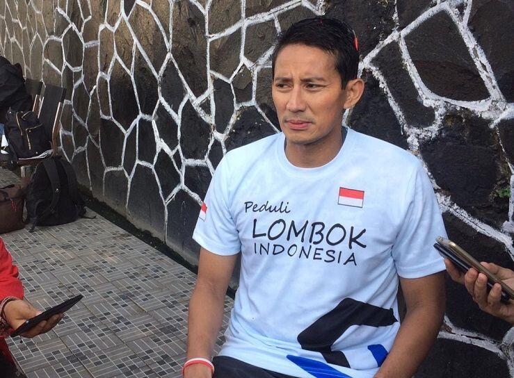 Sandiaga Uno Soal Ridwan Kamil: Kita Literally Fine-Fine Saja Kok