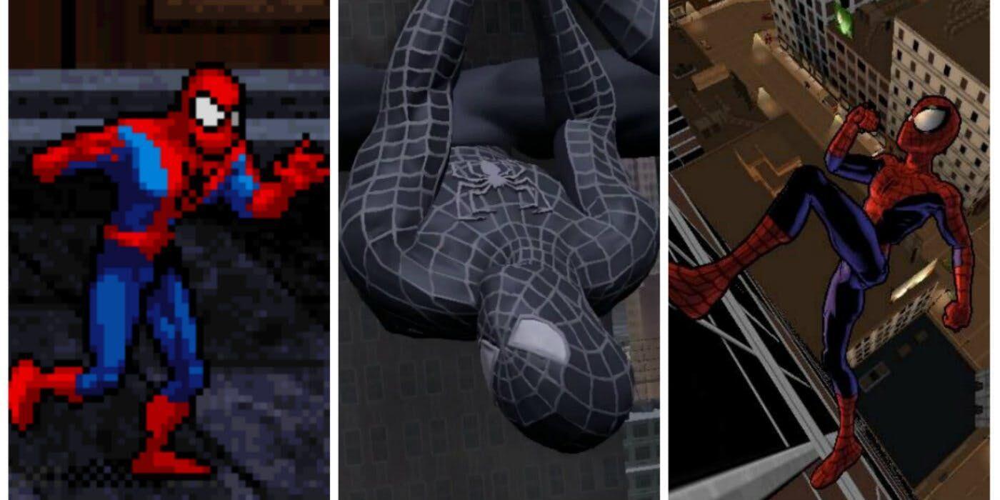 Tidak Perlu Dimainkan, Ini Adalah 5 Video Game Spider-Man Terburuk