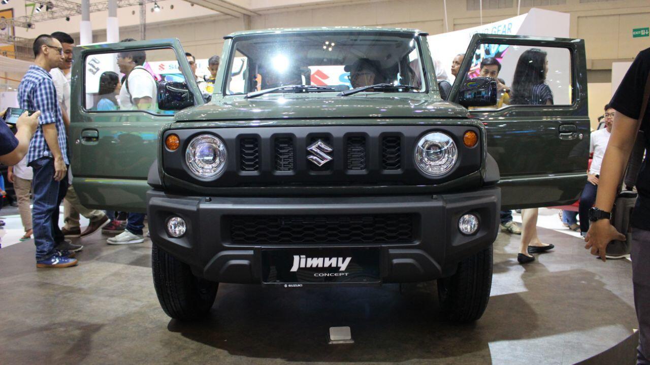 Suzuki Bakal Ekspor Jimny ke India dan Pakistan, Kapan ke Indonesia?