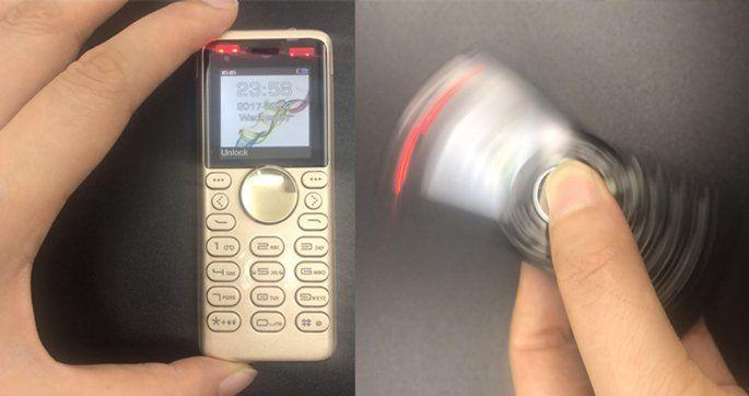 Bikin Bingung, 7 Ponsel Ini Punya Desain Nyeleneh