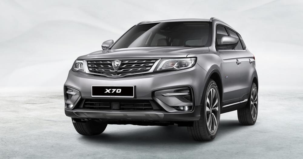 Proton Bakal Bangkit Lagi, Boyong SUV X70 ke Indonesia!