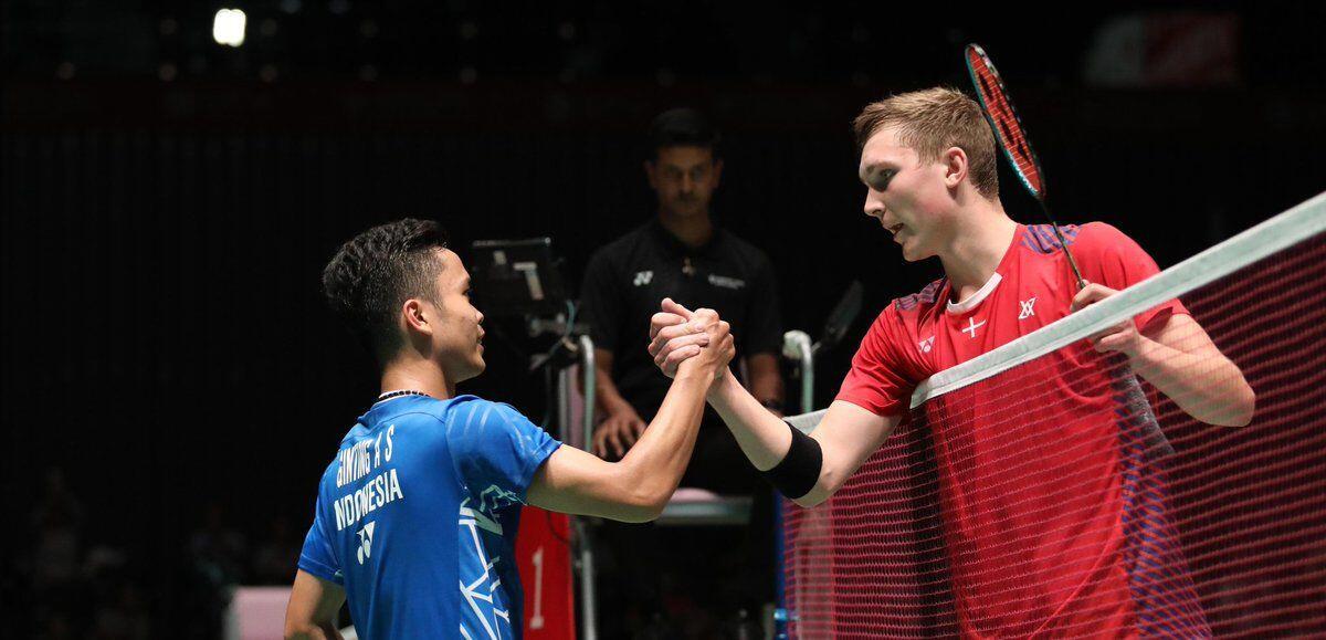 3 Fakta Pemain Indonesia Sepanjang Perempat Final Japan Open 2018