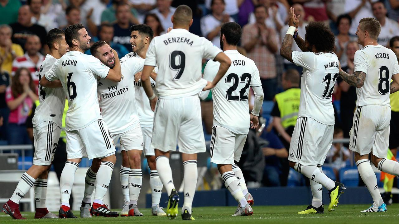 Punya Dana Rp5,58 Triliun, Real Madrid Punya 2 Target Pengganti Cristiano Ronaldo