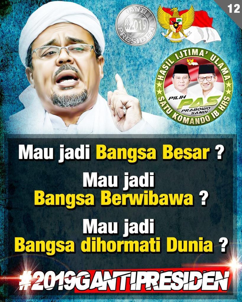 UAS dan Arifin Ilham Akhirnya dukung Prabowo-Sandiaga Uno Usai Diperintah Imam Besar