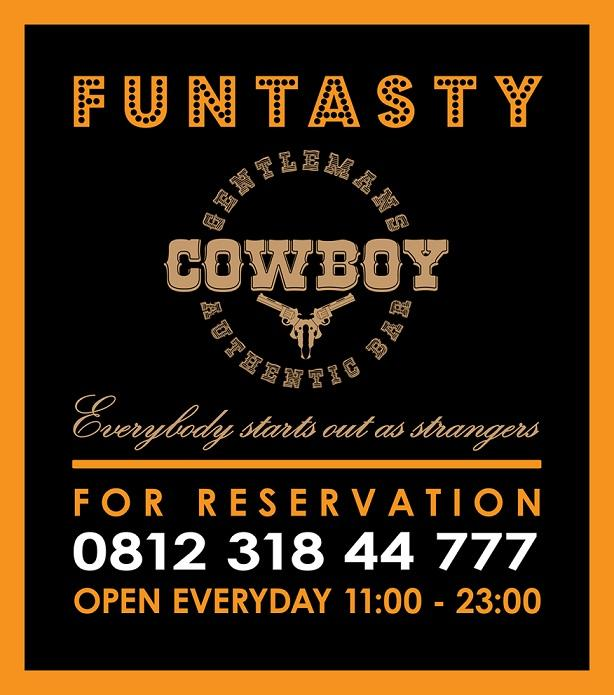 FUNTASTY Cowboy - Kelapa Gading - Part 1