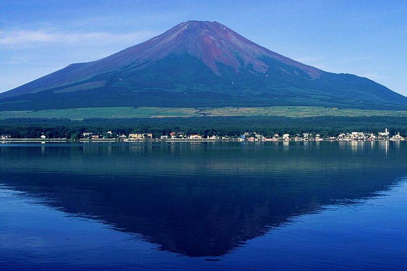 Danau-Danau Di Fujigoko: Danau Yamanakako, Saiko, Motosuko, Dan Shojiko