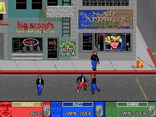 5 Arcade Games Beat 'Em Up Terburuk Menurut Agan Ini !
