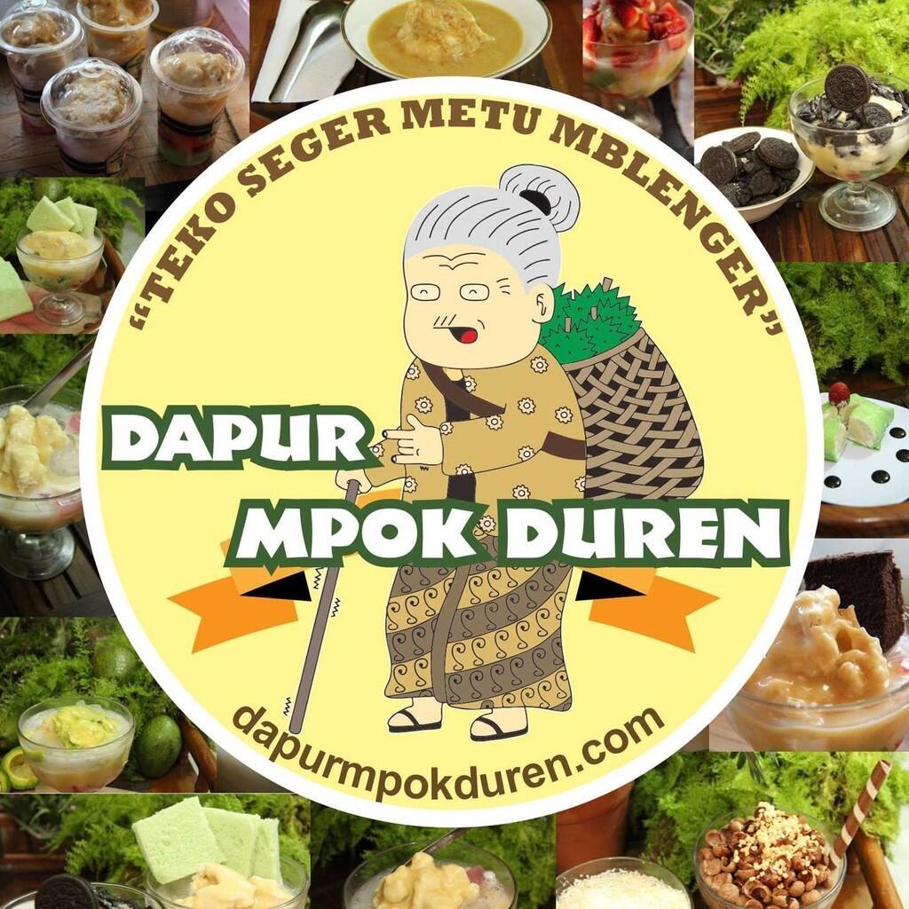 Menu Durian Mblenger Khas Dapur Mpok Duren
