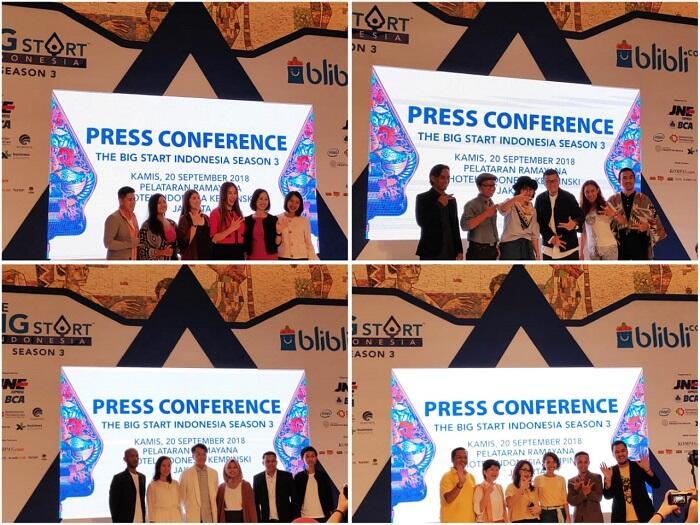 Bangga Produk Lokal: Ini Dia Top 20 The Big Start Indonesia Season 3 Gan!