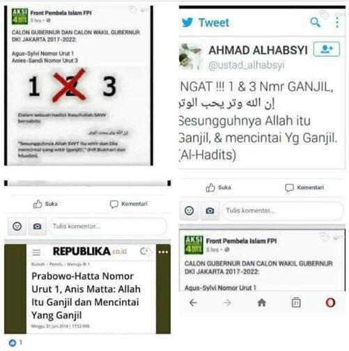 Fadly Asrul Dilantik 09 Oktober 2018: Jokowi Sebut Nomor Urut Satu Simbol Indonesia Bersatu