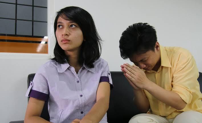 Ketahuan Bersalah, Inilah Ucapan-Ucapan Cowok Untuk Meluluhkan Hati Pasangannya