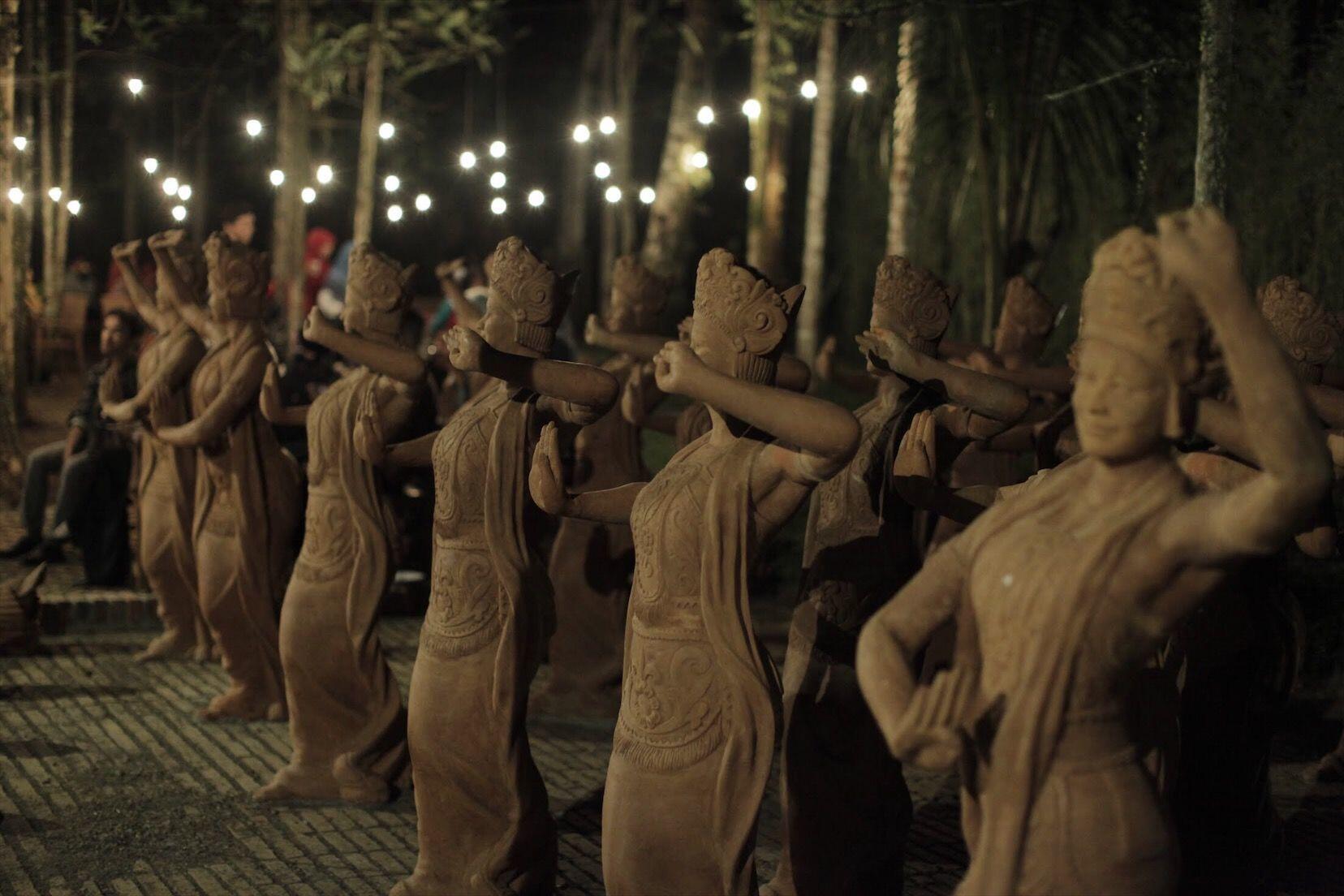 Ratusan Patung Di Tengah Sawah Ini 6 Fakta Terracotta Dancers Kaskus