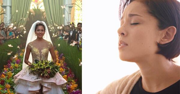 Kina Grannis, Penyanyi Merdu di Adegan Pernikahan di Crazy Rich Asians