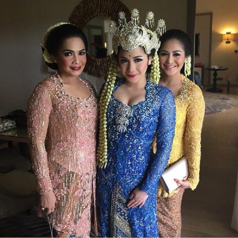 Ningrat Mewah 15 Kebaya Cantik Untuk Pernikahan Adat Sunda Kaskus