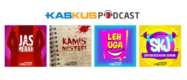 Happy Podcast Day! Intip Yuk Podcast KASKUS yang Bakal Meluncur, Gan Sis!