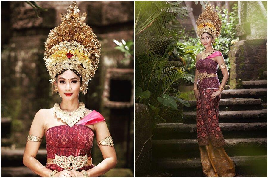 11 Baju Pernikahan Adat Bali Tampil Bak Bangsawan Di Hari Bahagia
