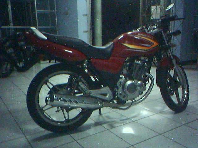 Suzuki Thunder 125cc, Motor Ane yang Paling Garang #AslinyaLo