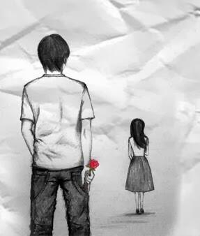 Mencintai orang dan tidak dicintai balik
