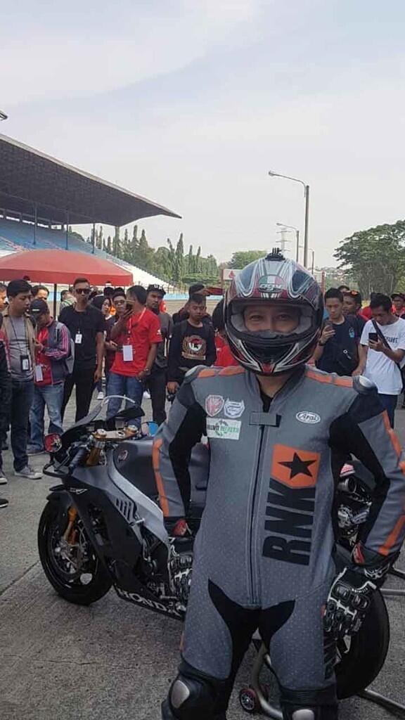Ini Serunya Ane Ngabsen Ke Indonesia CBR Race Day 2018 – Seri 2