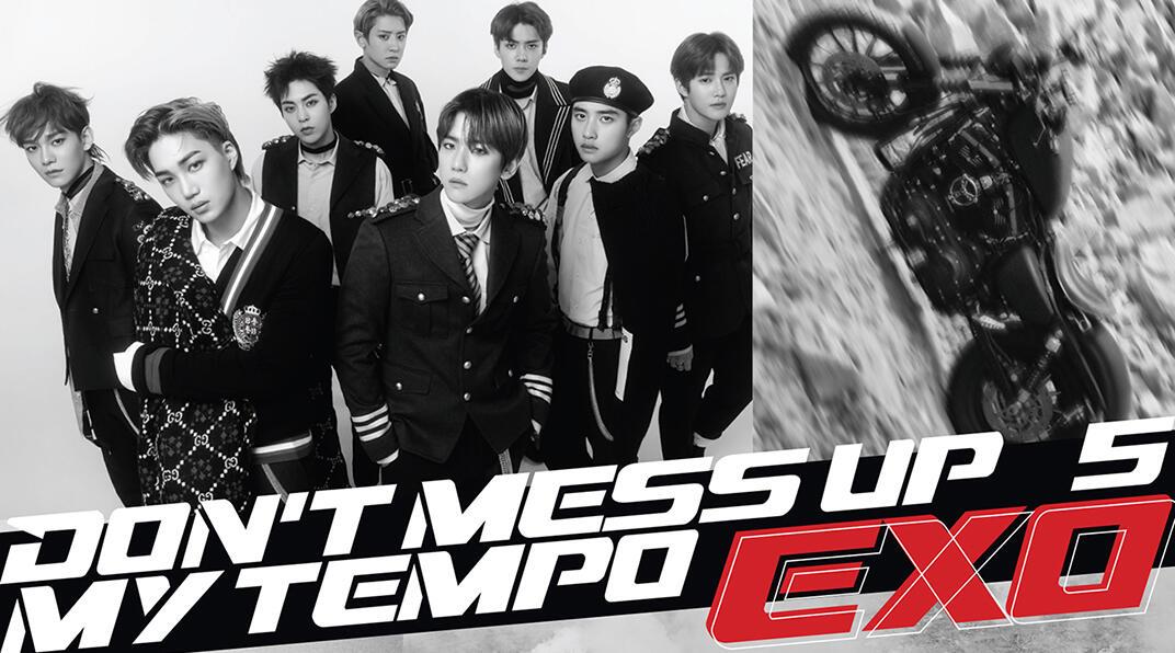 Don T Mess Up My Tempo Jawaban Exo Untuk Fans Soal Album Baru
