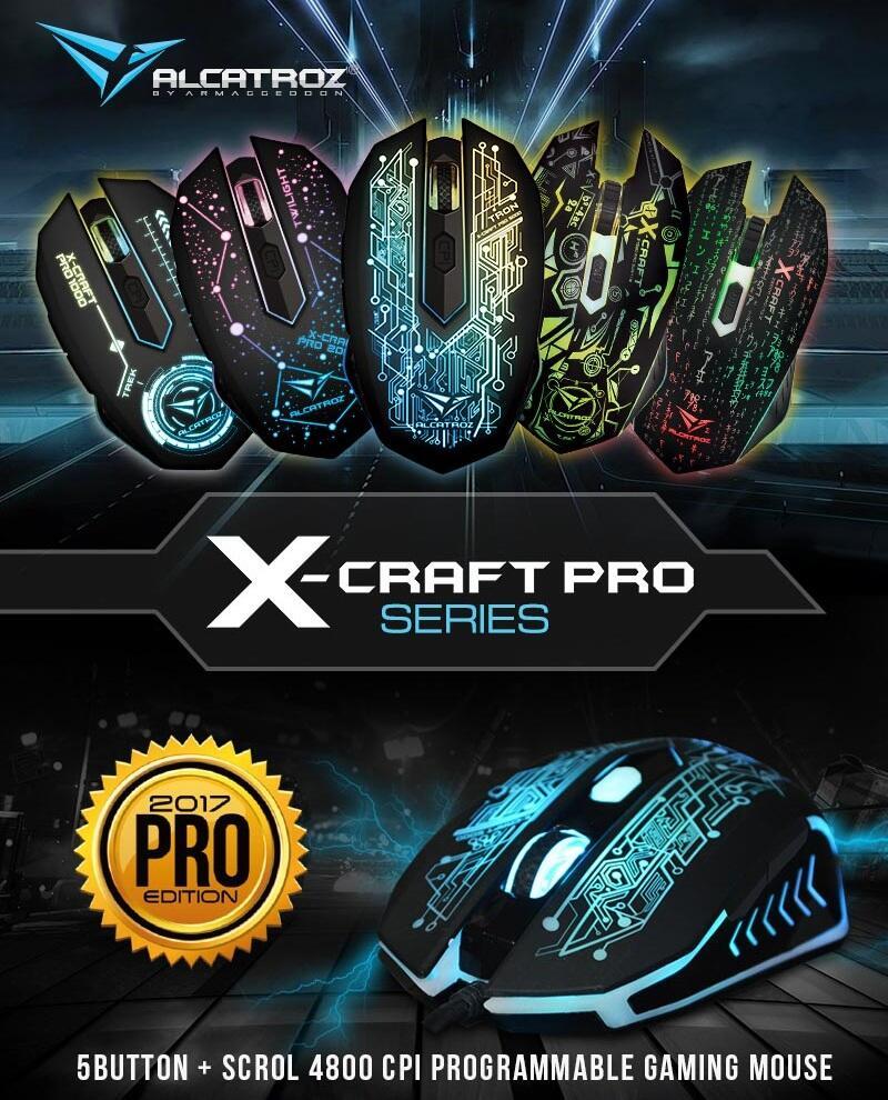 Info Harga Powerlogic X Craft Gaming Mouse Z7000 Hitam Spec Dan Alcatroz Pro Quantum Komunitas Kaskus
