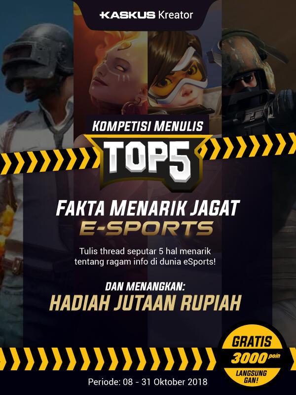 Ente Bagi-bagiin Info eSports, Sultan Bagi-bagiin Hadiah