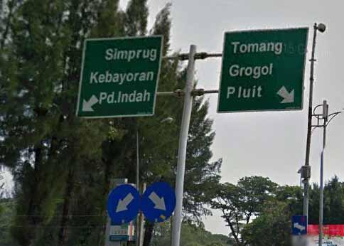 7 Nama tempat di Jakarta yang Punya Asal -Usul Menarik