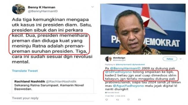 KEPADA PRABOWO-SANDI DAN INDONESIA