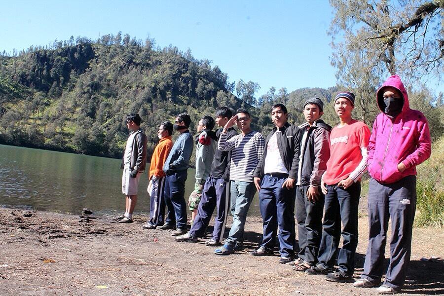 [COC Travellers]Kenangan di Ranu Kumbolo#AslinyaLo