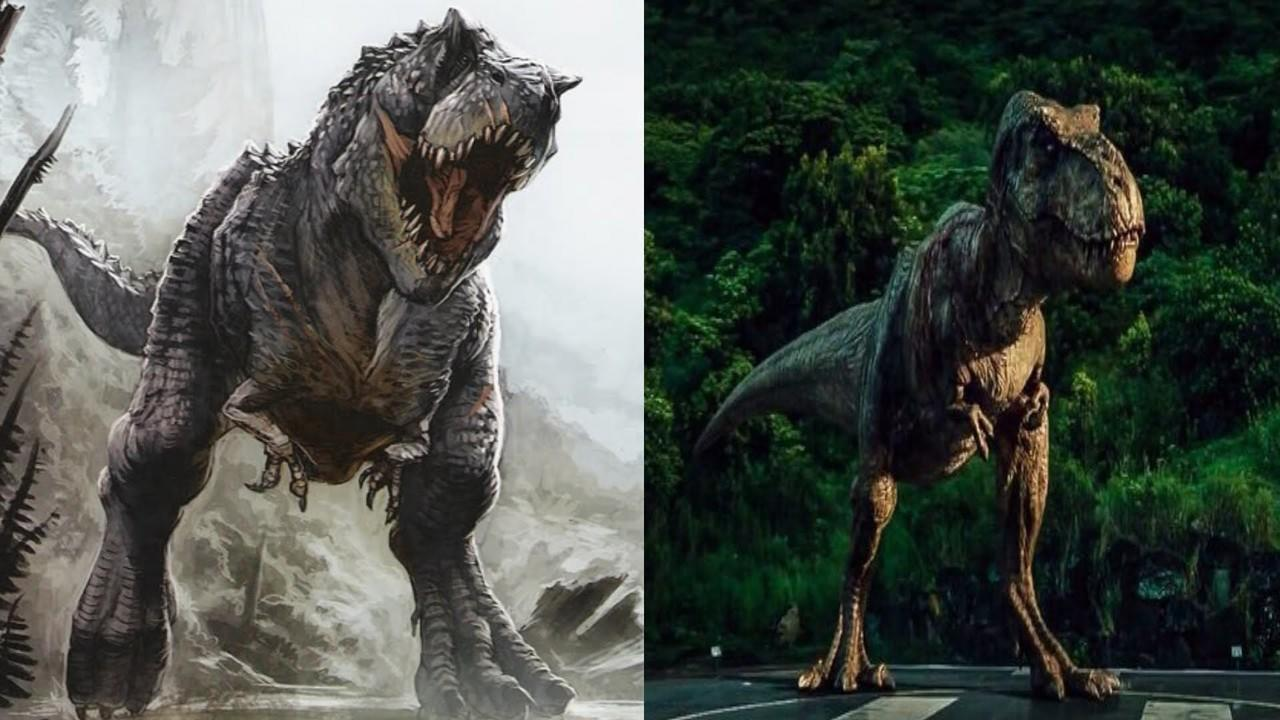 Rahasia Dibalik Suara T. Rex Ternyata Seperti Ini Gan, Gak Nyangka Banget Deh!