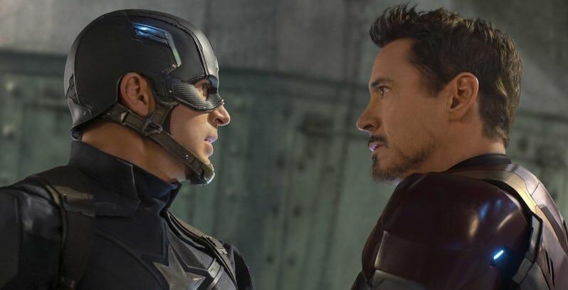 Iron Man Tanggapi Surat Emosional Captain America