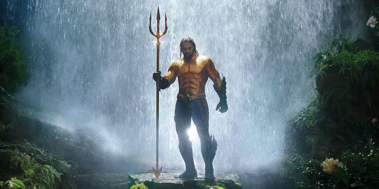 Kritik Pedas Buat Trailer Aquaman Penuh Spoiler
