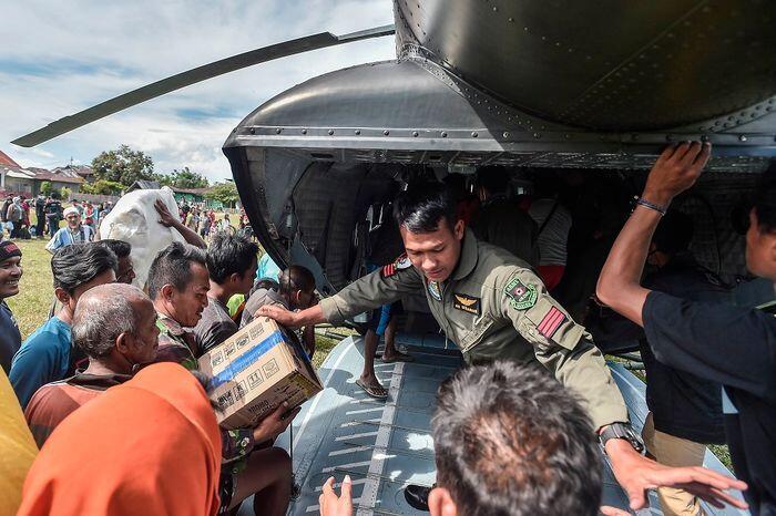 Komitmen bantuan asing mencapai Rp220 miliar sesuai kebutuhan