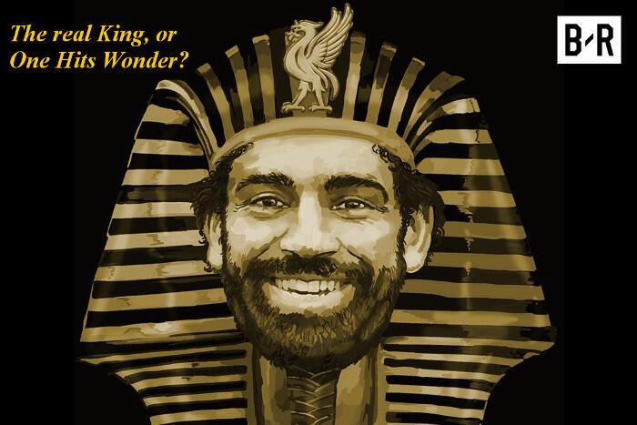 Teror Cap One Hits Wonder Mo Salah