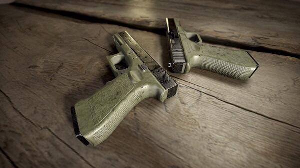 Bisa Ga Ya Chicken Dinner Pake Senjata Ini?