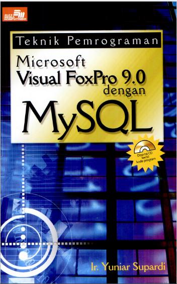 Cari Buku Foxpro 9 Database Mysql