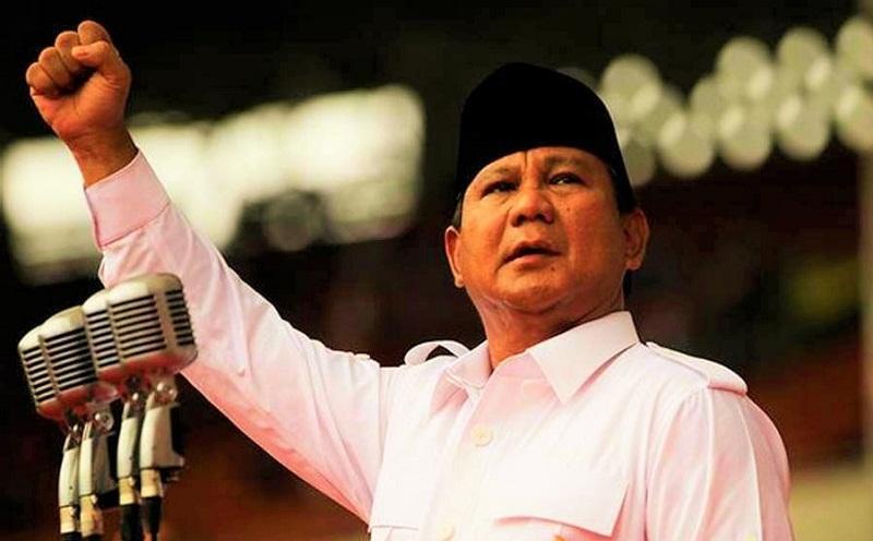 Prabowo: Saya Tidak Haus Kekuasaan!