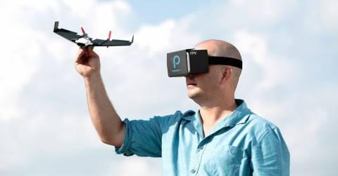 Canggih, Pesawat Terbang Kertas Versi Terbaru Berteknologi Layaknya Drone