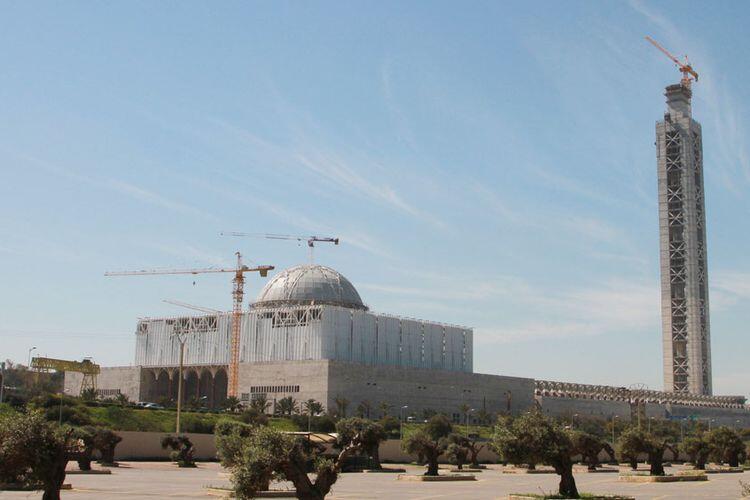 Masjid Terbesar Ketiga di Dunia Segera Diresmikan di Aljazair