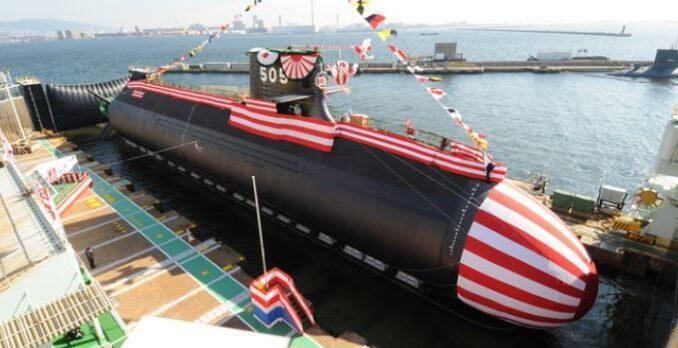 Panaskan Situasi, Jepang Kirim Kapal Selam ke Laut China Selatan