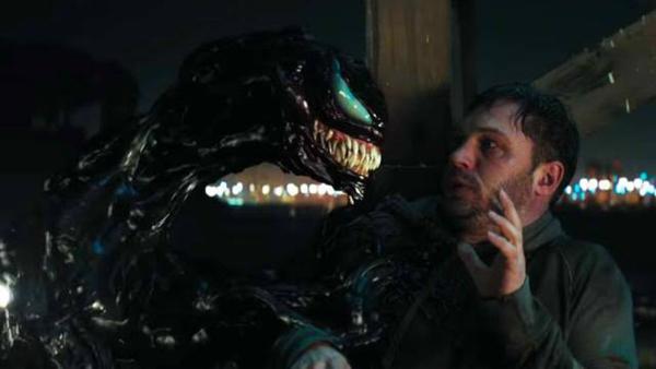 'Venom' dan Fisik Tom Hardy