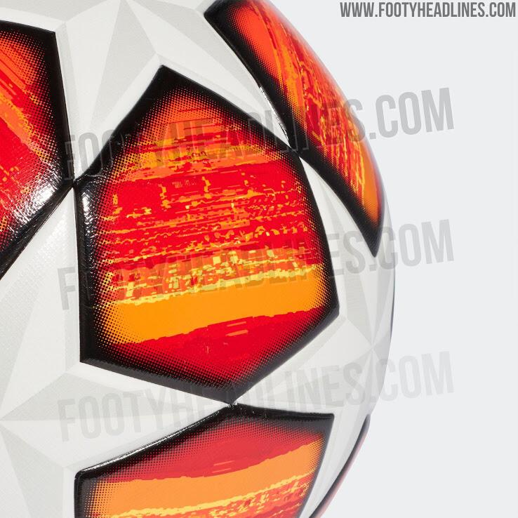 Terungkap! Bola Resmi Adidas untuk Final Liga Champhions di Madrid