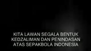 ADA APA DENGAN SEPAK BOLA INDONESIA ??