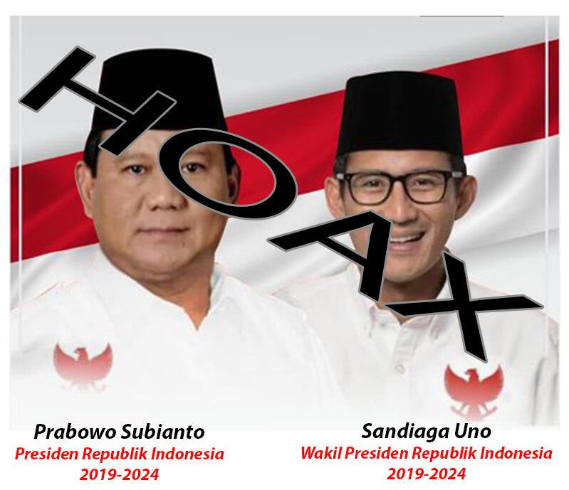 Maaf Pak Prabowo, Aku Berbalik Arah