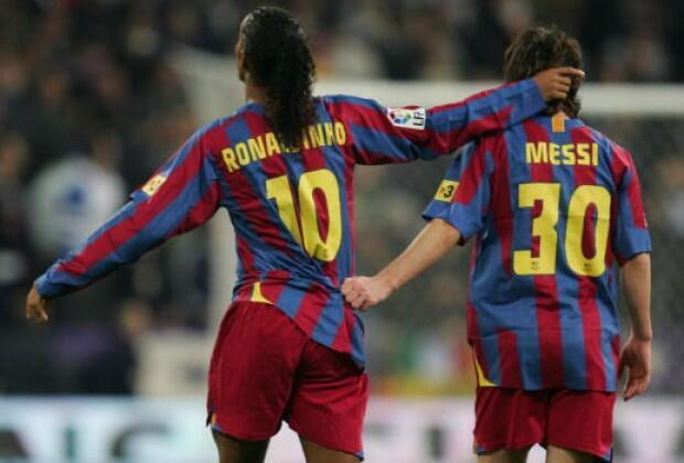 Assist-Assist untuk Lionel Messi