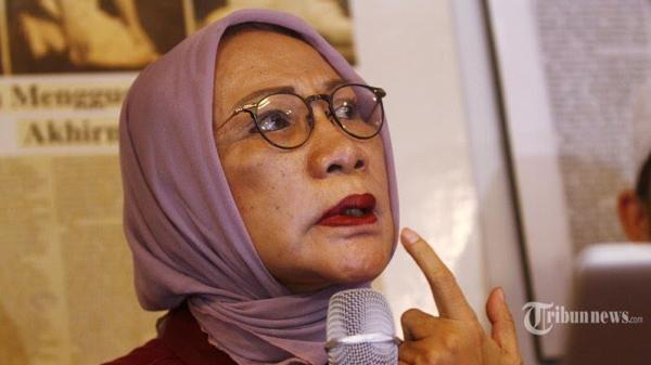 Gerindra Laporkan Ratna Sarumpaet ke Polisi