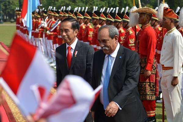 Ini Dia Gan Para pemimpin Yang Memiliki Darah Dari Indonesia